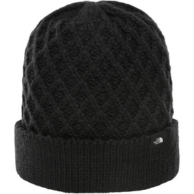 The North Face Shinsky Czapka, tnf black criss cross stitch